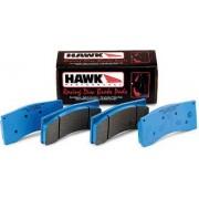 Evo X Hawk Blue 9012 Front Brake Pads (TRACK ONLY)