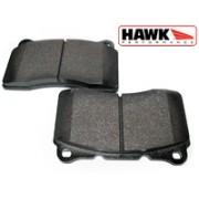 Evo X Hawk HPS Rear Brake Pads