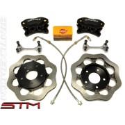 STM Front Lightweight Brake Kit l 90-99 DSM