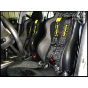 Schroth Racing Harness (Black)