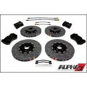 Alpha R35 GT-R Carbon Ceramic Brake Package