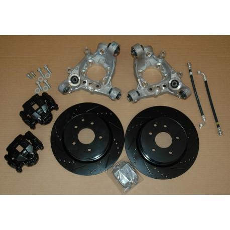 Buschur Racing GT-R Small Rear Brake Kit