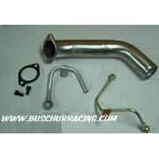 Evo 9 turbo Install kit for Evo 4-8