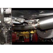 "Buschur Racing Evolution 3"" V-band Turboback Exhaust"