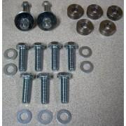 Buschur Racing Spacer & Hardware Kit