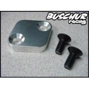 Buschur Racing EGR Blockoff Plate (Aluminum)