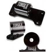 TS Aluminum 3 piece Engine Mount kit: Evo 7/8/9 (5spd)
